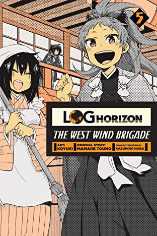 Log Horizon: The West Wind Brigade Vol. 5