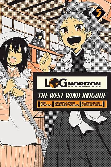 Log Horizon: The West Wind Brigade Vol. 5