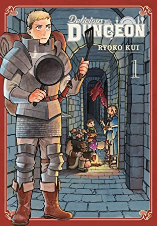 Delicious in Dungeon Vol. 1