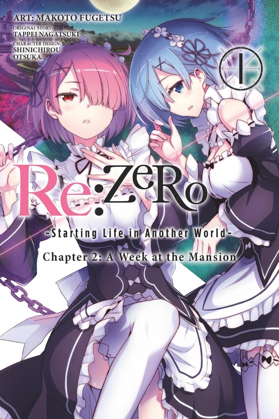 Re:ZERO -Starting Life in Another World-  2: A Week at the Mansion Vol. 1