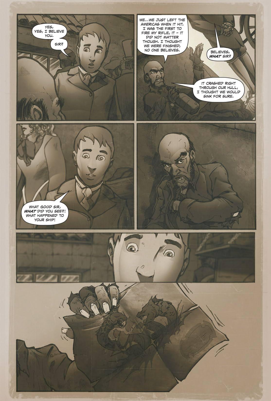 Serpent Wars #1