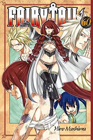 Fairy Tail Vol. 60