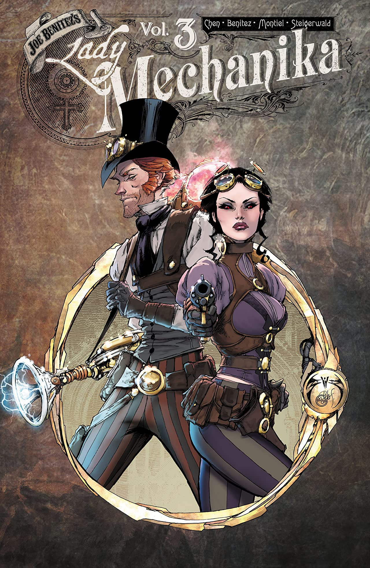 Lady Mechanika Vol. 3: The Lost Boys of West Abbey
