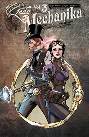 Lady Mechanika Tome 3: The Lost Boys of West Abbey