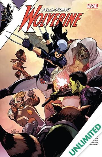 All-New Wolverine (2015-2018) #22