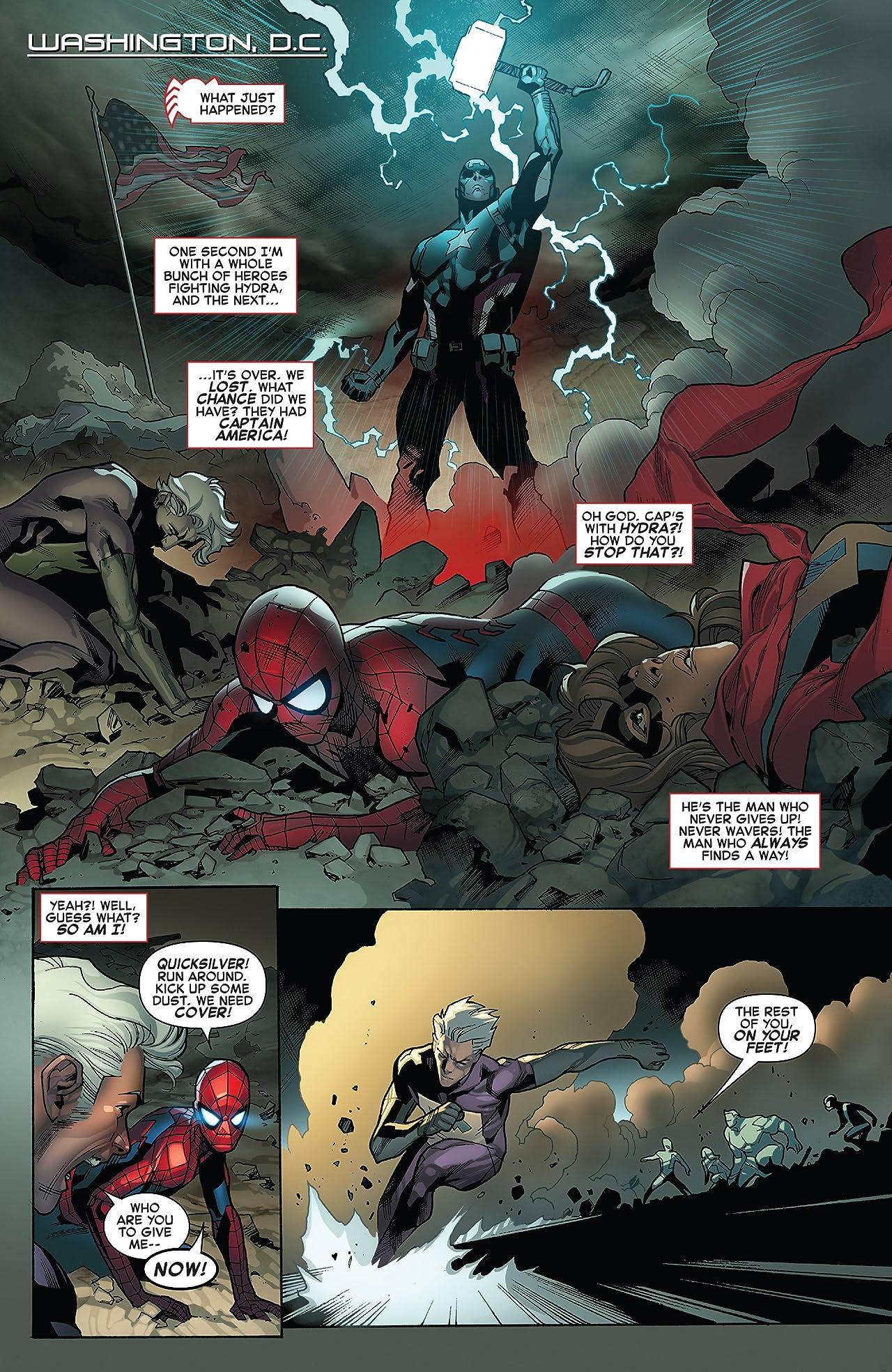 Amazing Spider-Man (2015-) No.30