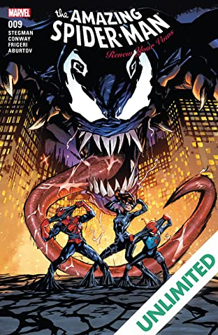 Amazing Spider-Man: Renew Your Vows (2016-) #9