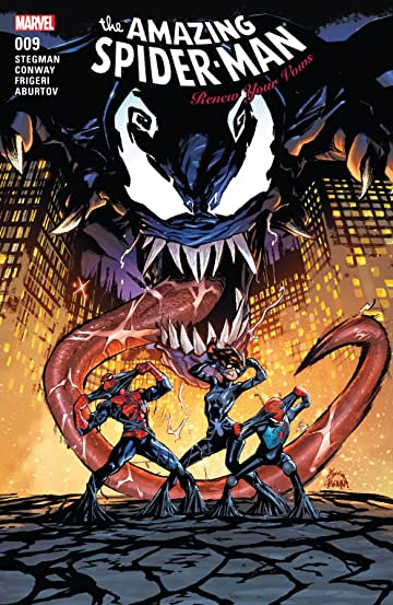 Amazing Spider-Man: Renew Your Vows (2016-) #9