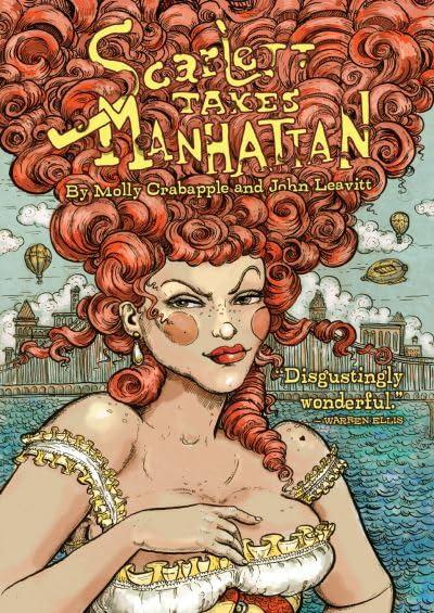 Scarlett Takes Manhattan Preview