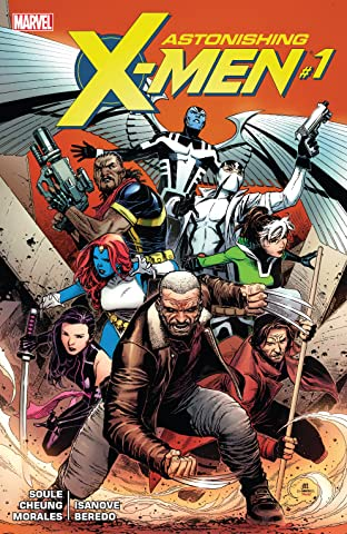Astonishing X-Men (2017-) No.1
