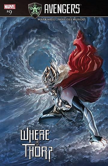 Avengers (2016-) #9