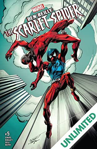 Ben Reilly: Scarlet Spider (2017-2018) #5
