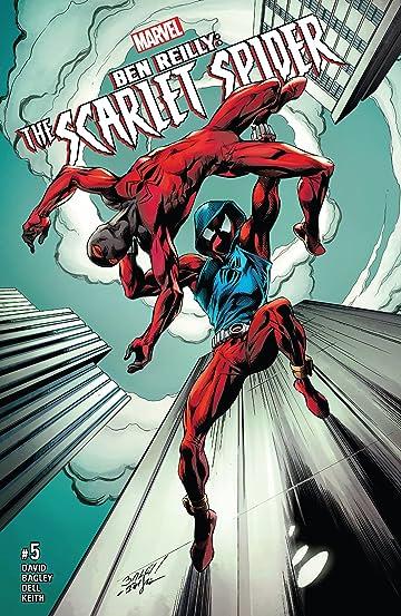 Ben Reilly: Scarlet Spider (2017-) #5