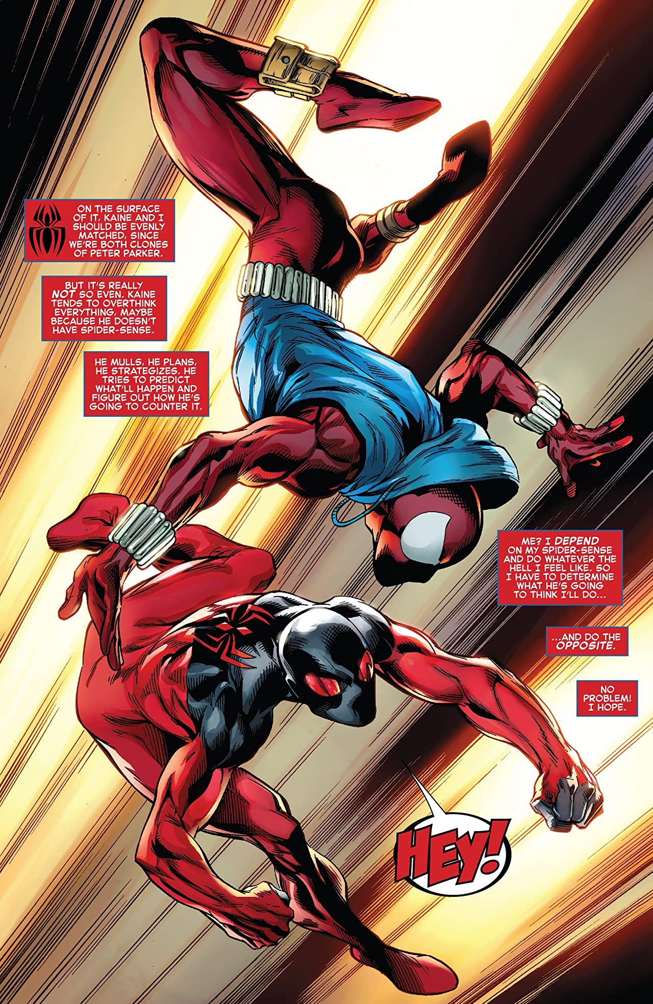 Ben Reilly: Scarlet Spider (2017-) #5