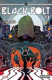 Black Bolt (2017-2018) #3