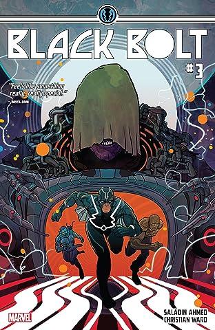 Black Bolt (2017-) #3