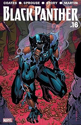 Black Panther (2016-2018) #16