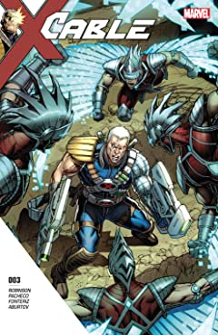 Cable (2017-2018) #3
