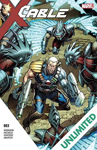 Cable (2017-) #3