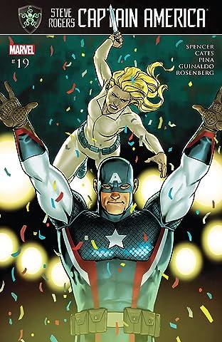 Captain America: Steve Rogers (2016-) #19