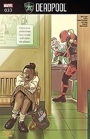 Deadpool (2015-2017) #33