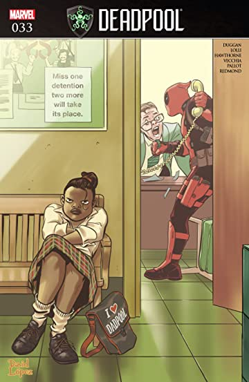 Deadpool (2015-2017) No.33