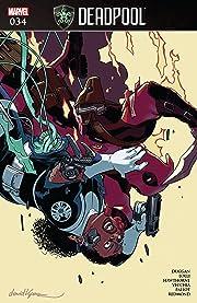 Deadpool (2015-2017) #34