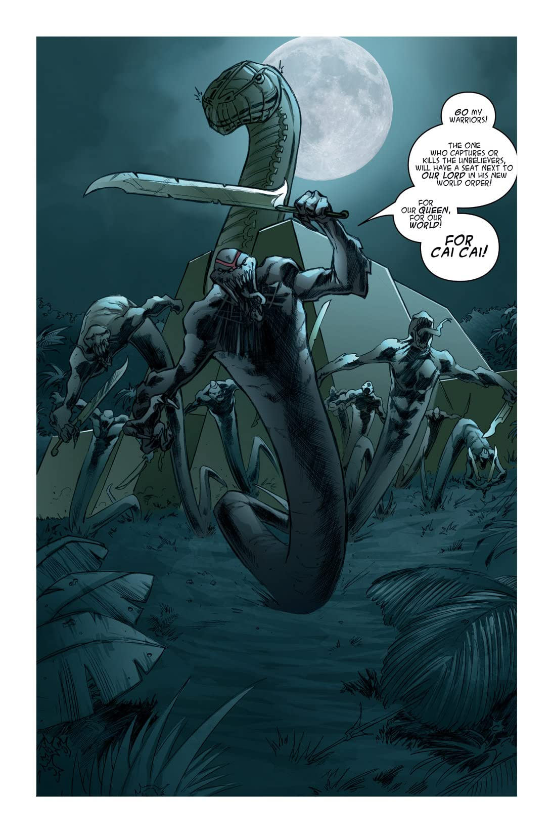 Serpent Wars #3