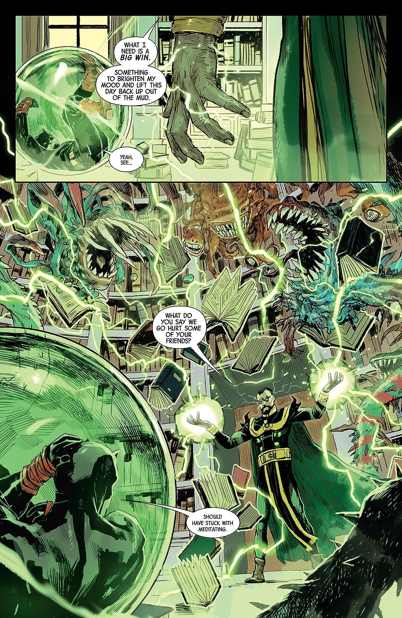Doctor Strange (2015-2018) #23