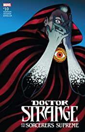Doctor Strange and the Sorcerers Supreme (2016-2017) No.10