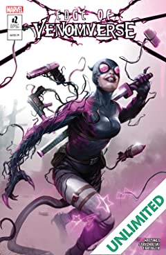 Edge of Venomverse (2017) #2 (of 5)