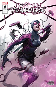 Edge of Venomverse (2017) No.2 (sur 5)