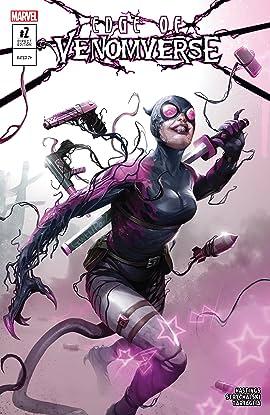 Edge of Venomverse (2017) #2 (of 5)