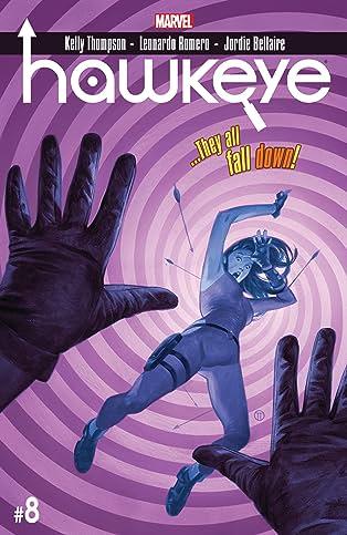 Hawkeye (2016-2018) #8