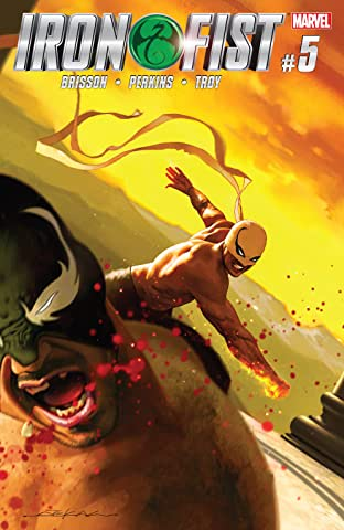 Iron Fist (2017-) No.5