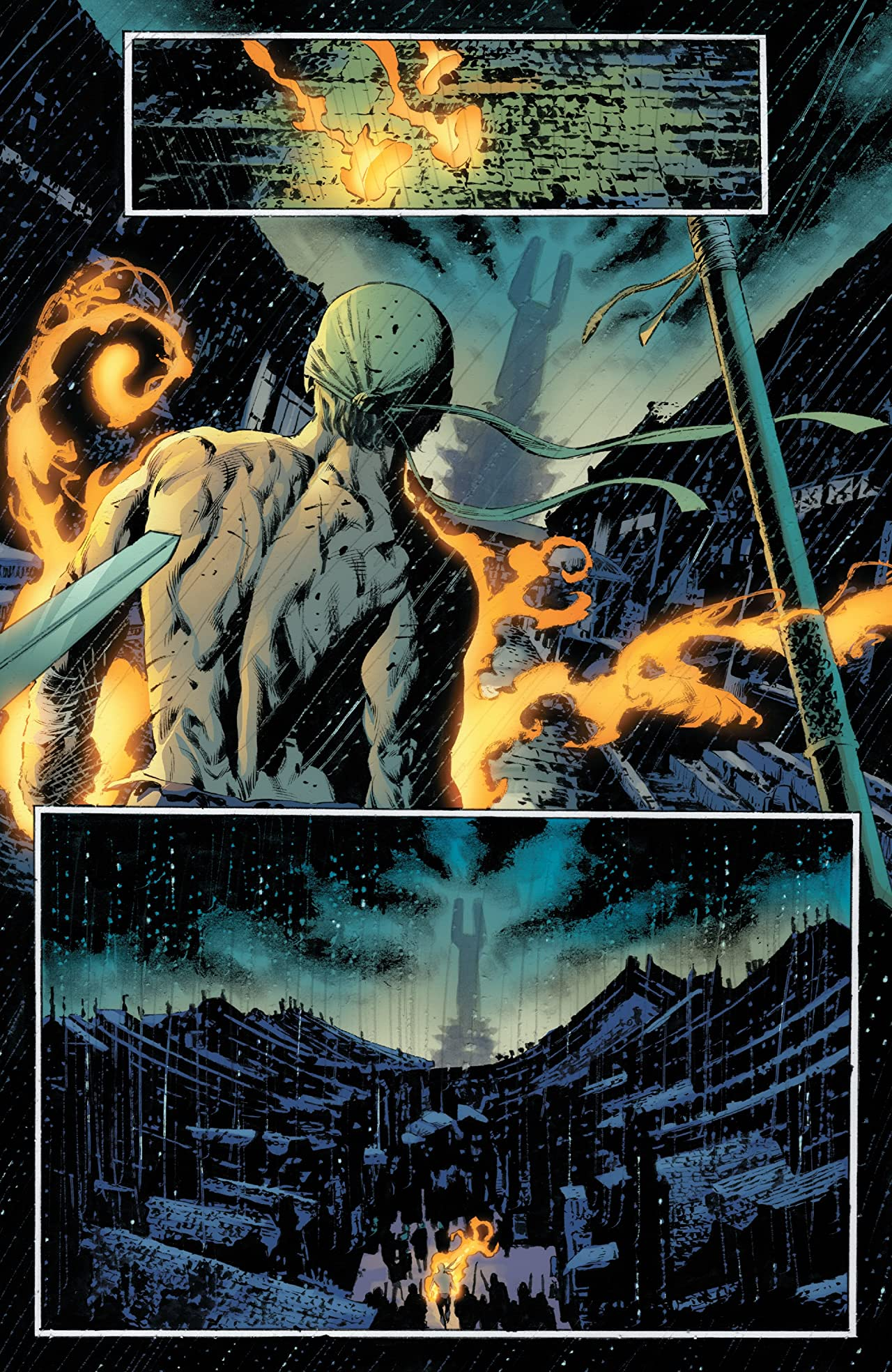 Iron Fist (2017-2018) #5