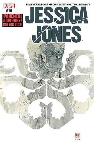 Jessica Jones (2016-2018) #10