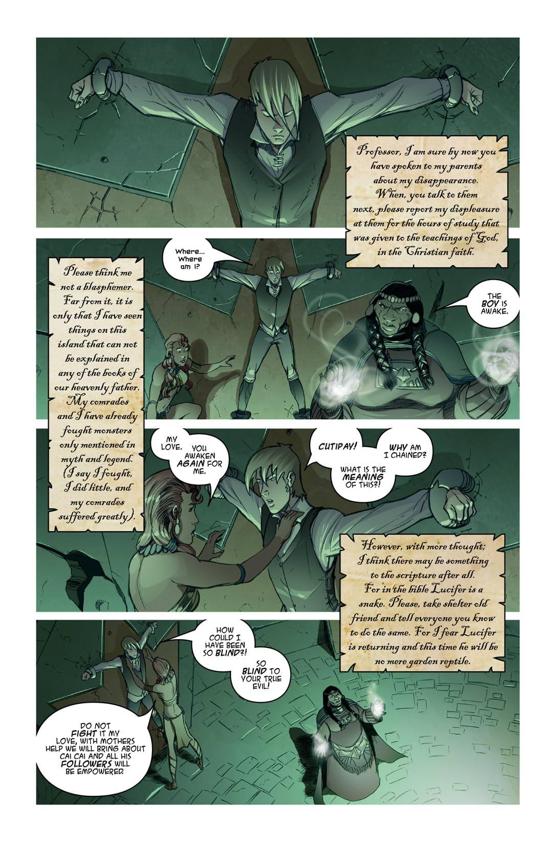 Serpent Wars #4