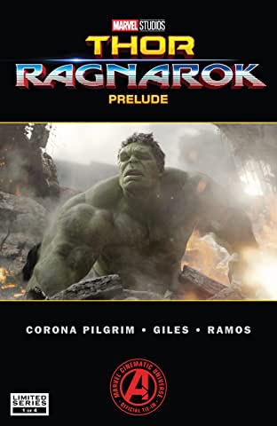 Marvel's Thor: Ragnarok Prelude (2017) #1 (of 4)