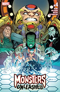 Monsters Unleashed (2017-2018) #4