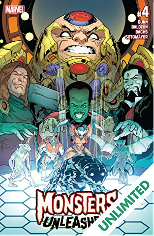 Monsters Unleashed (2017-) #4