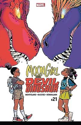 Moon Girl and Devil Dinosaur (2015-) #21