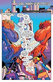 Moon Girl and Devil Dinosaur (2015-) #21