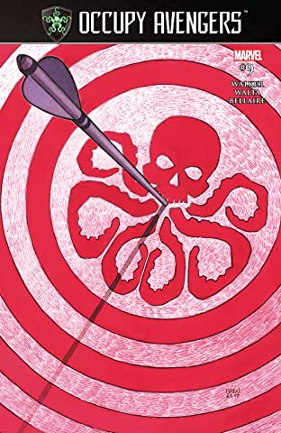 Occupy Avengers (2016-) #9