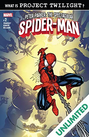 Peter Parker: The Spectacular Spider-Man (2017-2018) #2