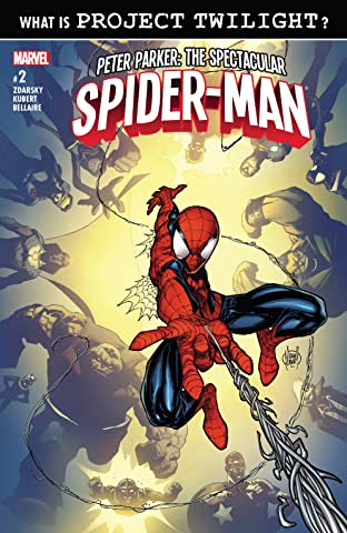 Peter Parker: The Spectacular Spider-Man (2017-2018) No.2