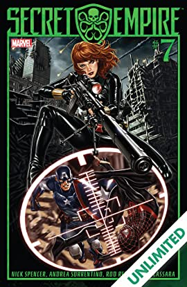 Secret Empire (2017) #7 (of 10)