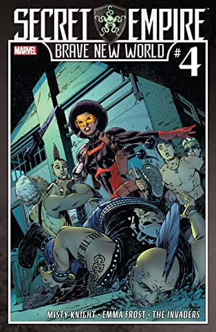 Secret Empire: Brave New World (2017) #4 (of 5)
