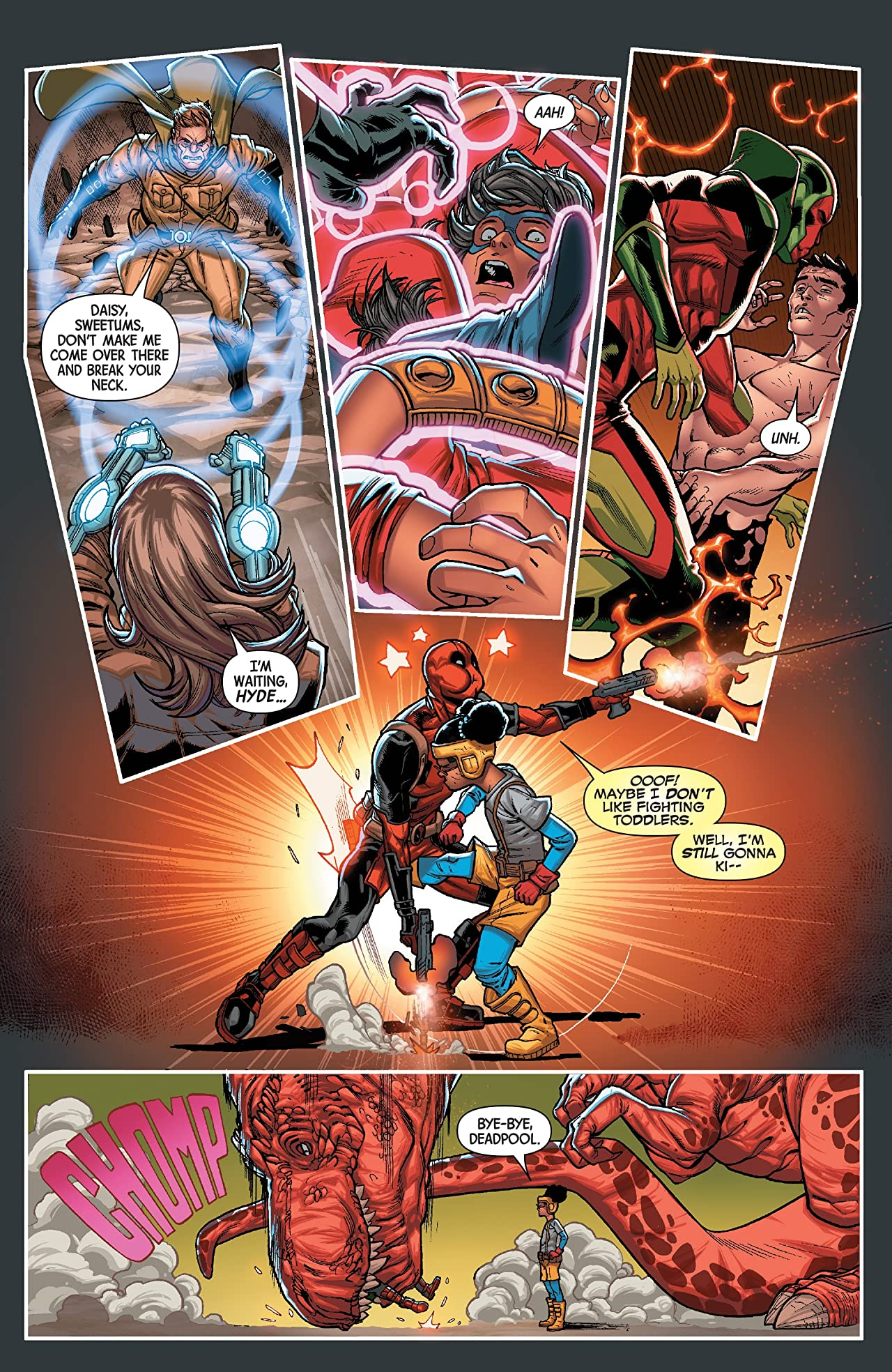 Secret Warriors (2017-2018) #4