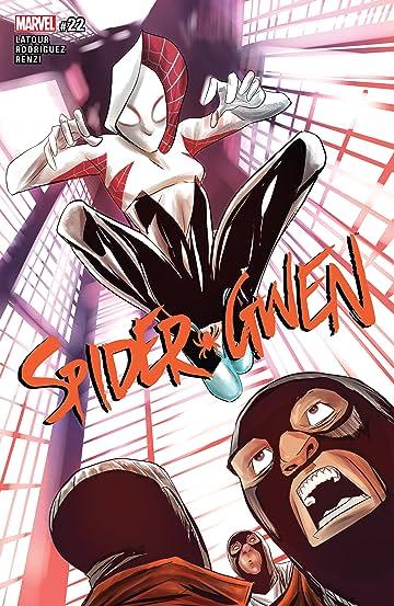 Spider-Gwen (2015-) #22